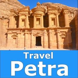 Petra (Jordan) – Travel Map