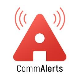 Community Alerts App