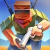 Pixel Combat: ゾンビゲーム. ピクセルガン