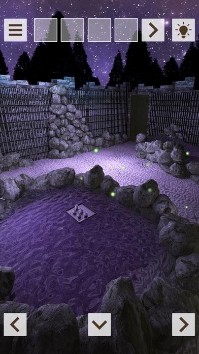 脱出ゲーム-伝説の蛍を探し出せ-新作脱出げーむ screenshot1