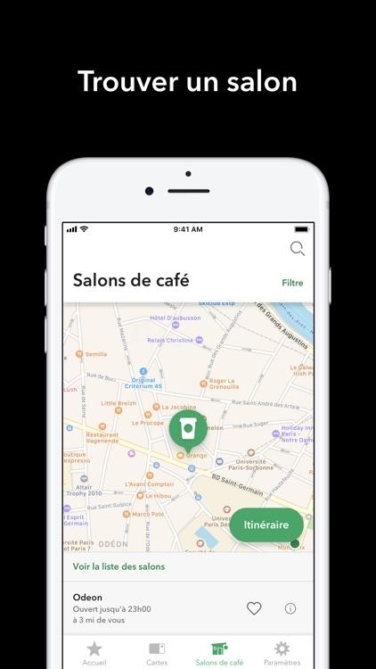 Starbucks France screenshot-3