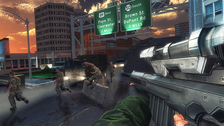 Army Men: Battle Strike Game screenshot-3