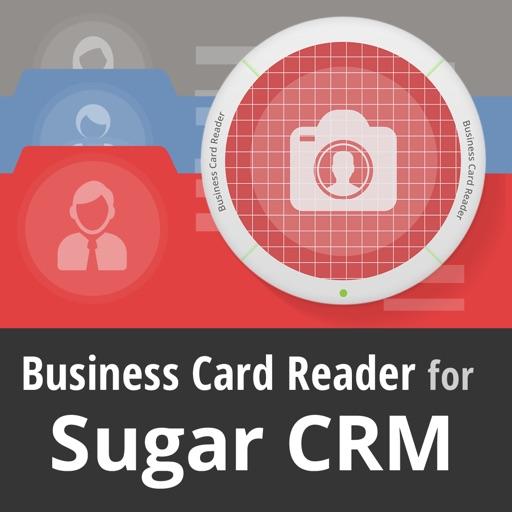 Biz card reader for sugar crm app data review business apps biz card reader for sugar crm app logo reheart Gallery
