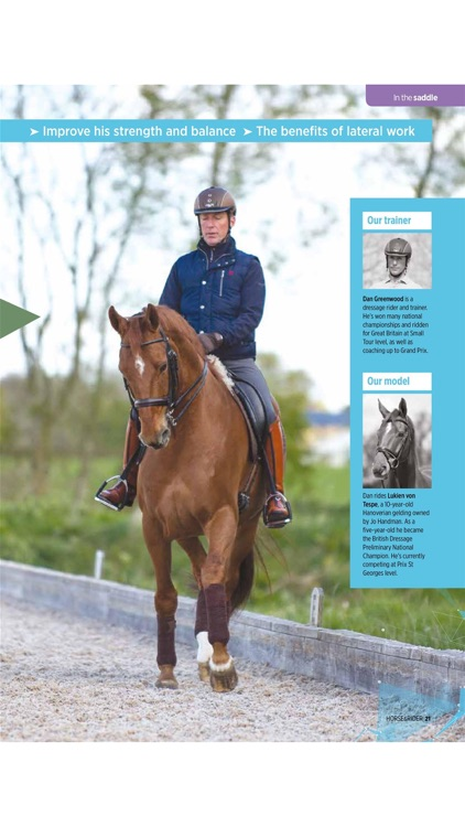 Horse and Rider Magazine screenshot-4