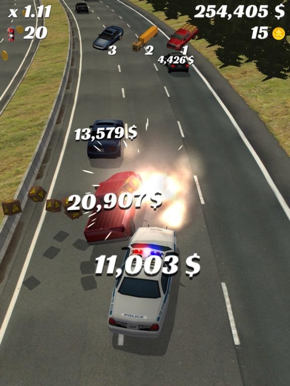 Скачать игру Highway Crash Derby