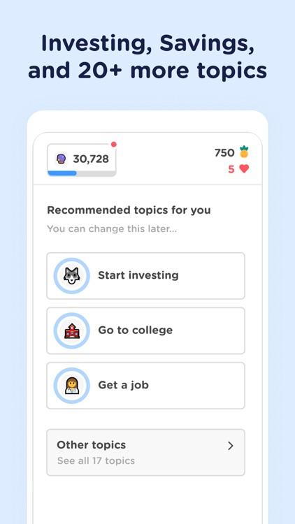 Zogo: Finance Simplified screenshot-6