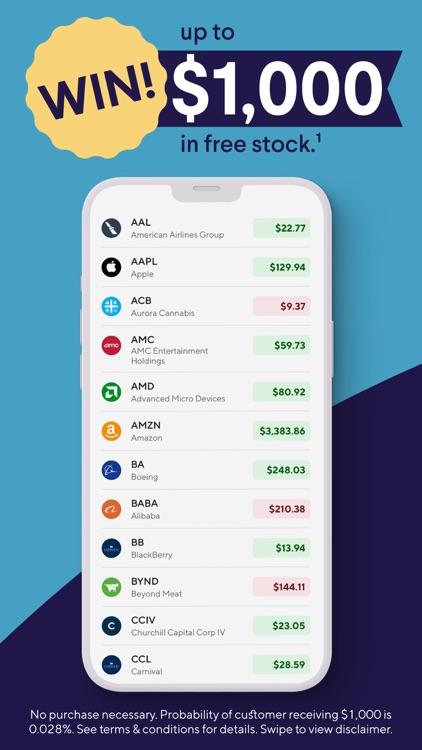 SoFi Invest screenshot-0