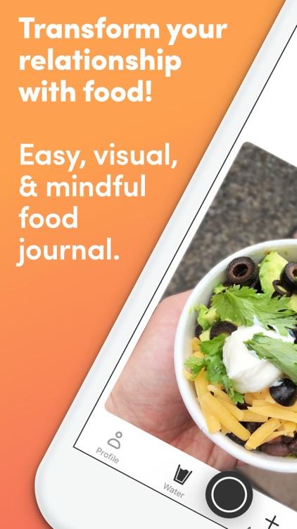 Ate Food Diary + Habit Tracker screenshot-0