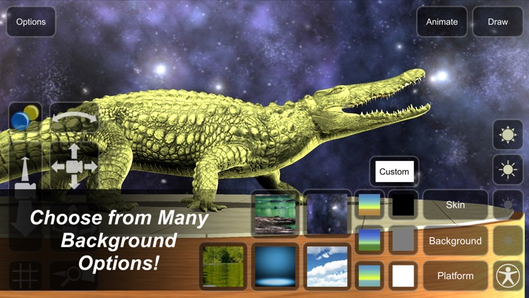 Crocodile Mannequin screenshot-6