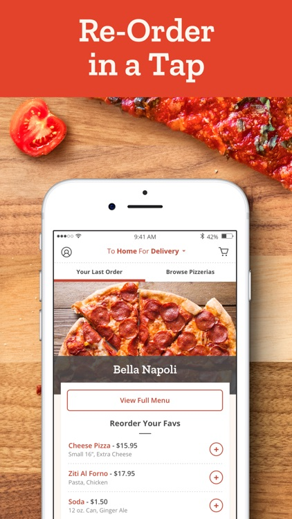 Slice: Pizza Delivery & Pickup screenshot-2