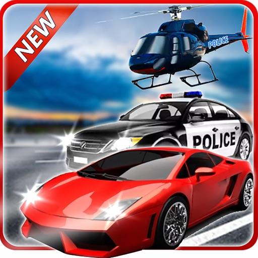 Police Chase: Car Criminals