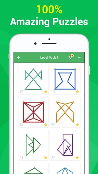 One Line One Stroke Mind Game Screenshot 3