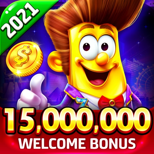 Jackpot Crush - Casino Slots