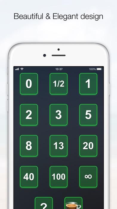 Scrum Poker Cards (Agile) Screenshots