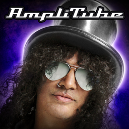 Ícone do app AmpliTube Slash for iPad