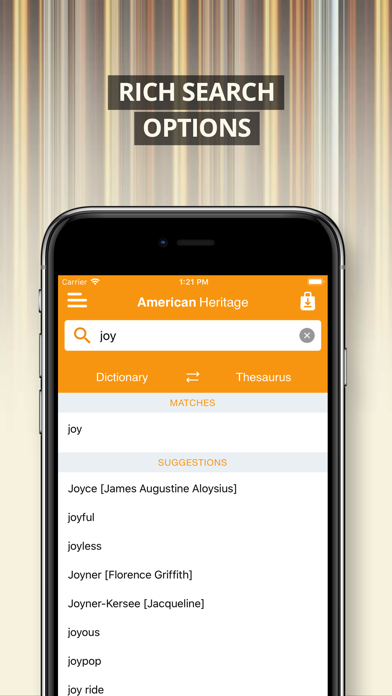 American Heritage Dictionary +のおすすめ画像2