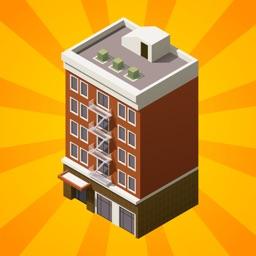 Merge City - Idle Click Tycoon