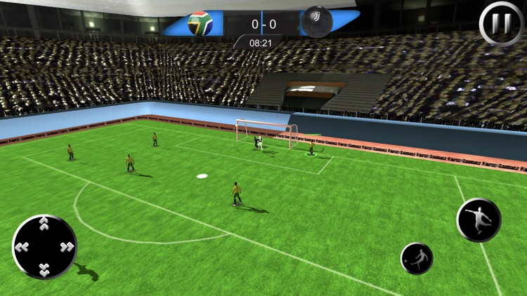 Soccer League Evolution screenshot-5