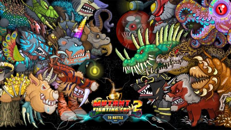 Mutant Fighting Cup 2 screenshot-4