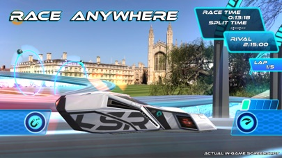 Lightstream Racer Screenshot 5