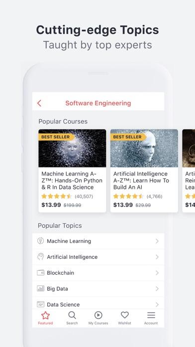 Udemy - Online Courses app image