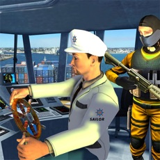 Activities of Rescue Hijack Cargo Ship 3D