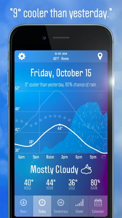 Weather Nerd screenshot-0