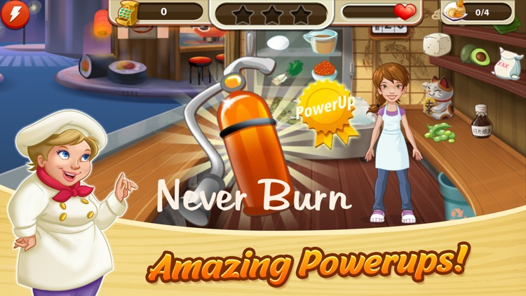 Kitchen Scramble: Cooking Game screenshot-4