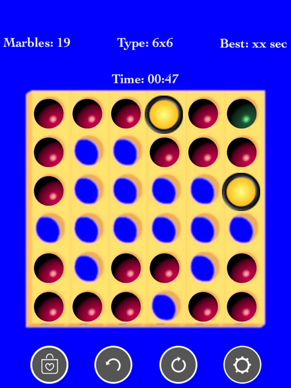 Brainvita Peg Solitaire Game screenshot 8