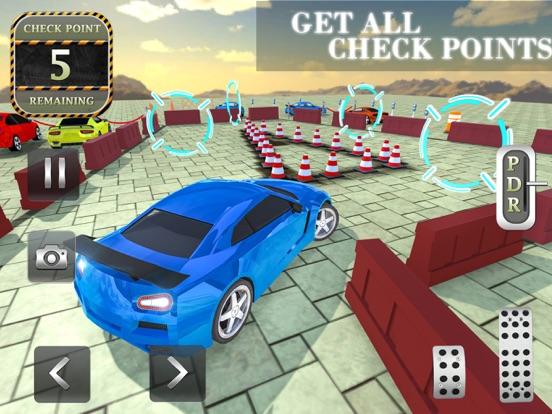 Drive & Educate Parking Game-ipad-0