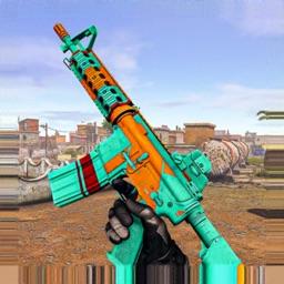 FPS Shooting Commando Games 3D
