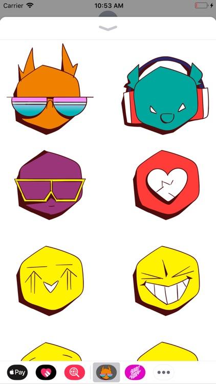 Studio Killers Emoji Set