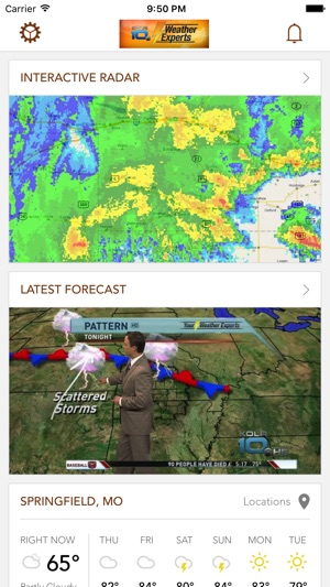 KOLR10 Weather Experts on the App Store