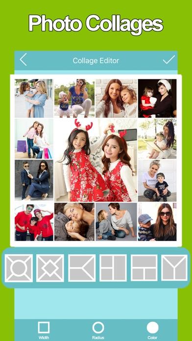 foto rahmen und foto collagenScreenshot von 1