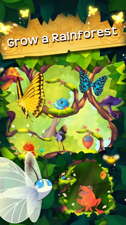 Flutter: Butterfly Sanctuary screenshot-2