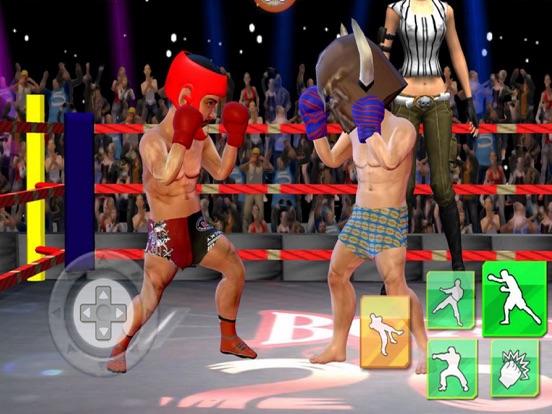 Mini Boxing: Champion King screenshot #2