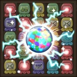 Glyph of Maya Match 3 Puzzle