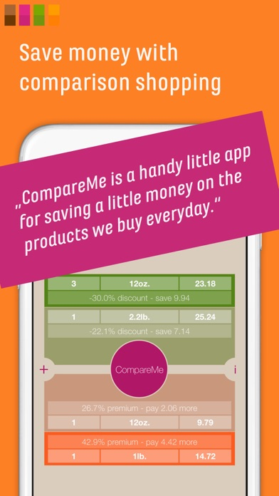 Compareme Price Comparison review screenshots