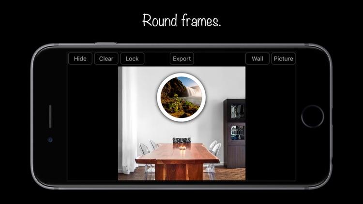 WallPicture - Art room design screenshot-7