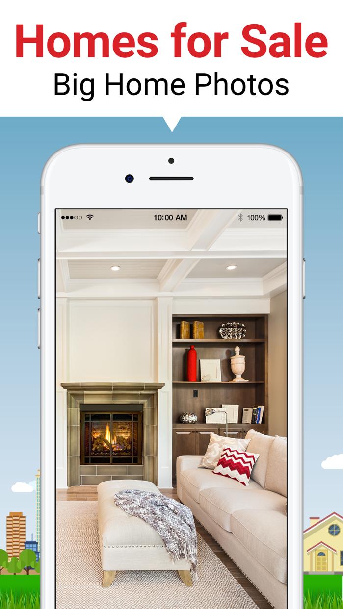Realtor.com Real Estate Search Screenshot