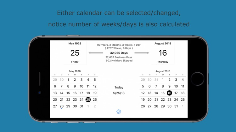 Time Jump - Date Calculator by Time Theory Software