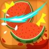 疯狂切水果:切西瓜游戏
