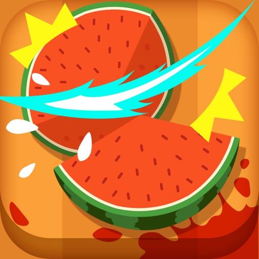 Crazily Cut Fruit