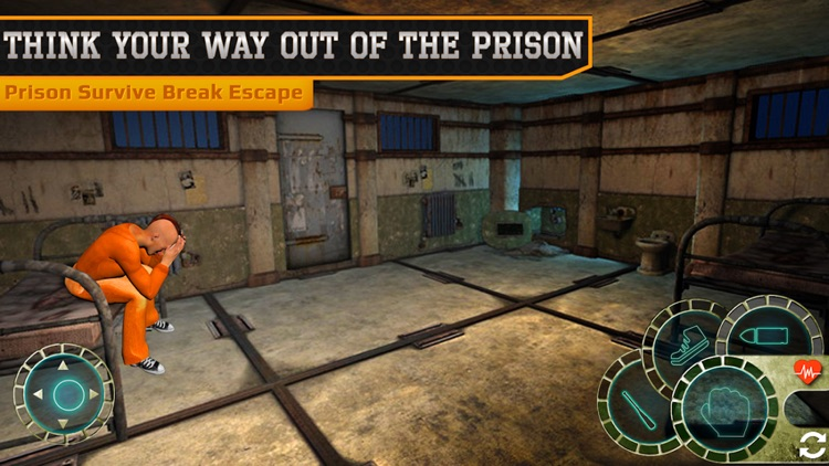 Prison Survive Break Escape screenshot-3