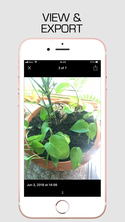 Plant Health Tracker App screenshot-2