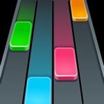 Infinite Tiles - Magic Piano