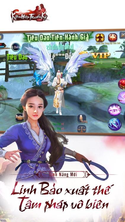 Kiếm Hiệp Truyền Kỳ 3D screenshot-3