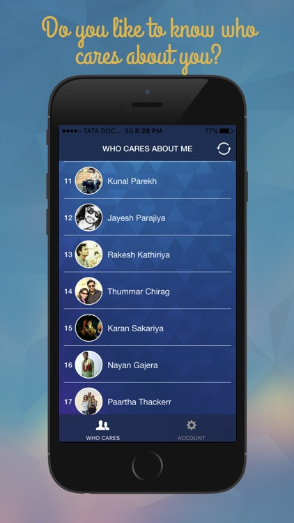 Who Cares Profile-Facebook Pro