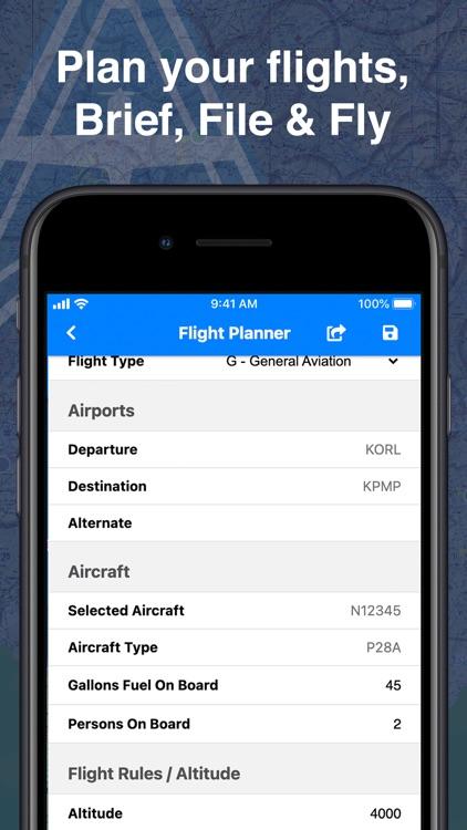 Aviator Assistant EFB screenshot-6