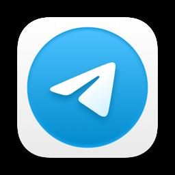Ícone do app Telegram